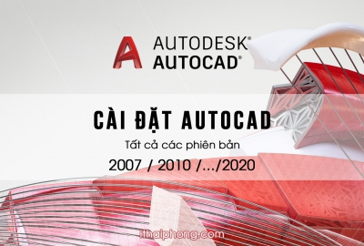Cài đặt Autocad