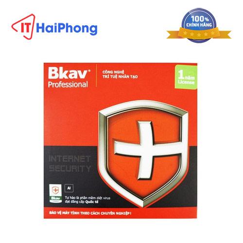 Phần mềm diệt virus BKAV Pro AI