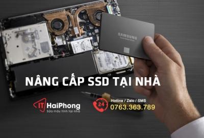 Nâng cấp SSD
