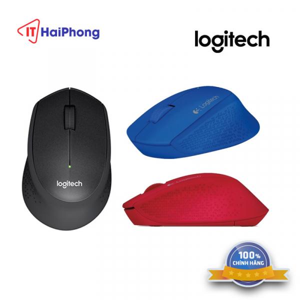 Chuột logitech m331 silent plus