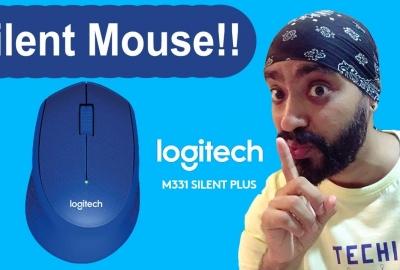 Chuột không gây ồn silent mouse mice