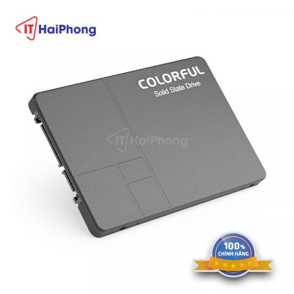 SSD Colorful 256gb SL500