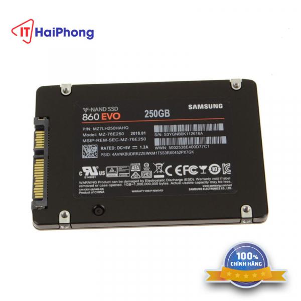 SSD Samsung 860 250gb