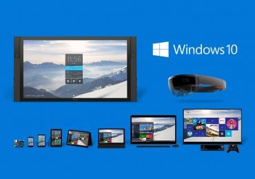 Các loại phiên bản windows 10