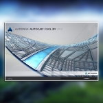 AutoCAD civil 3s